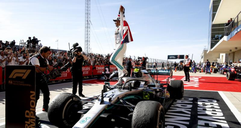 Grand Prix d'Abu Dhabi : encore un record pour Hamilton