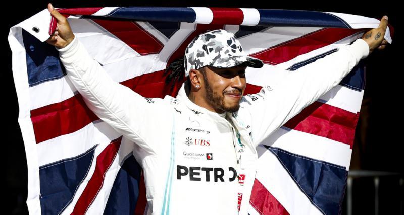 413 points pour Hamilton contre 417 pour Red Bull...