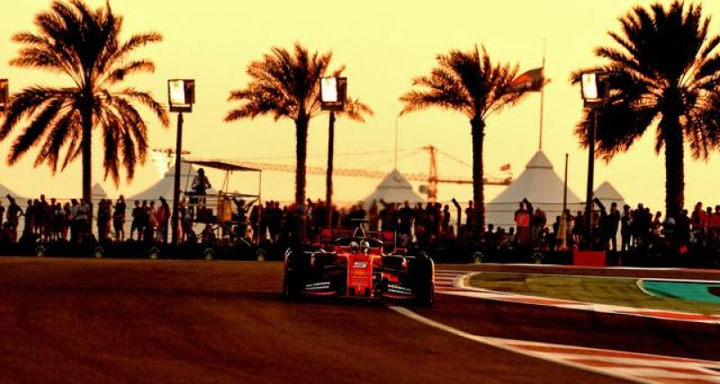 Vettel demeure positif