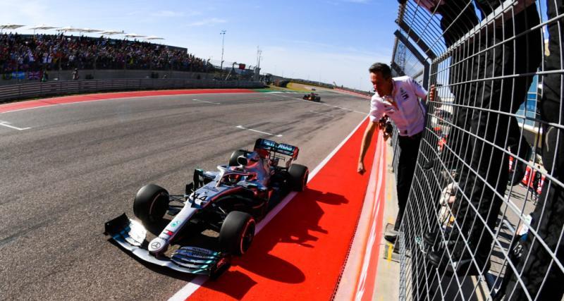 Grand Prix d'Abu Dhabi : Hamilton loue la solidité de son équipe