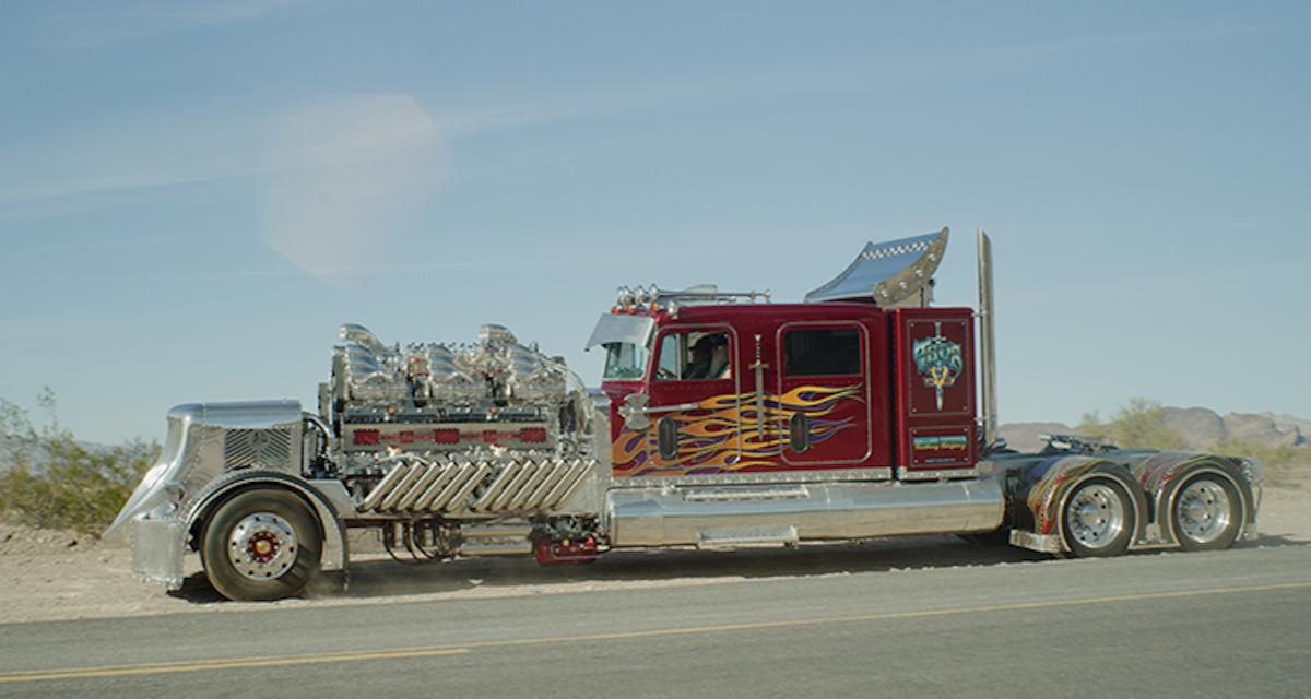Deux V12, 14.0 et 3974 chevaux : voici le Thor 24, le camion le plus dingue au monde !