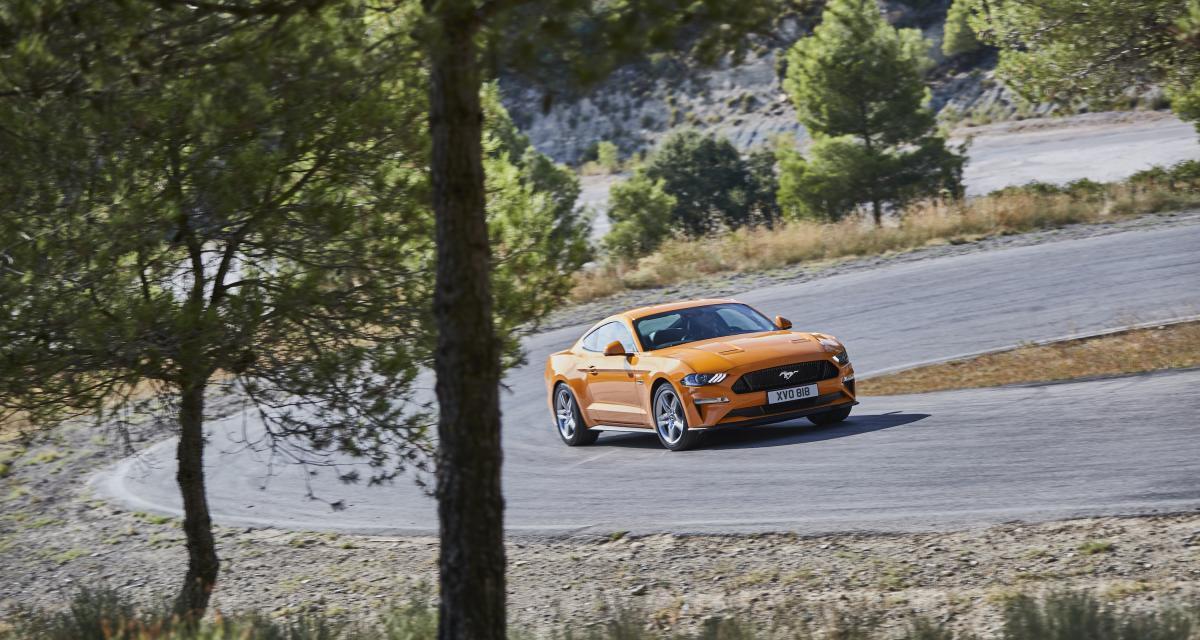 Mustang GT1000 : l'étalon sauvage ultime de 1000 chevaux