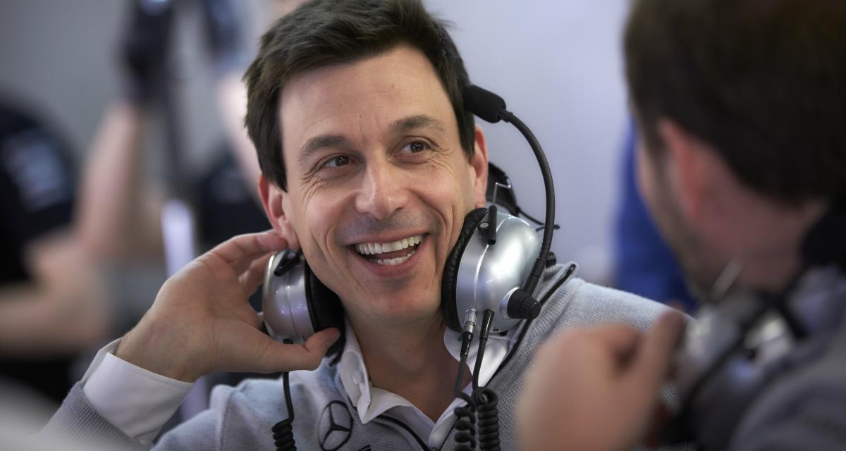 Formule 1 : Toto Wolff optimiste concernant l'avenir d'Hamilton