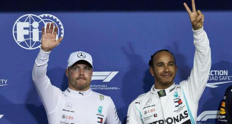 Wolff optimiste mais conscient qu'Hamilton peut rejoindre Ferrari