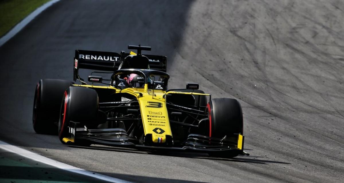Formule 1 : une saison en dents de scie pour Renault