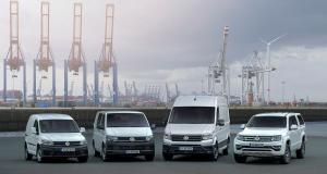 Volkswagen Commercial : progression des ventes d'utilitaires en Europe… sauf en France