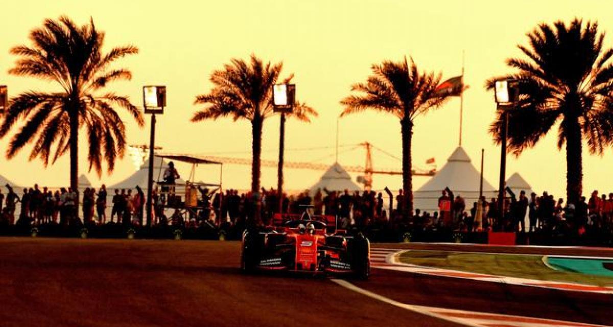 Formule 1 : Vettel, la déception de l'année 2019 ?