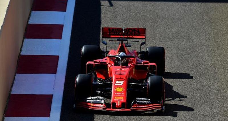Un bilan très maigre pour Vettel
