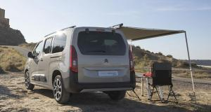 Citroën Berlingo Tinkervan : le ludospace transformé en van