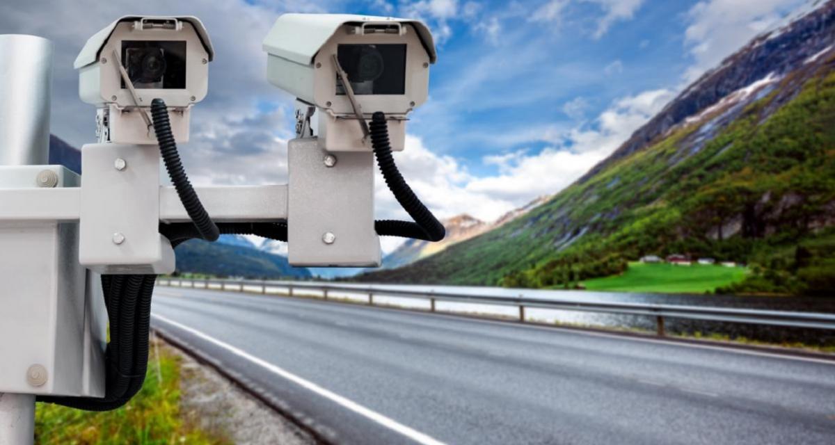 Un radar tourelle scié en Ardèche