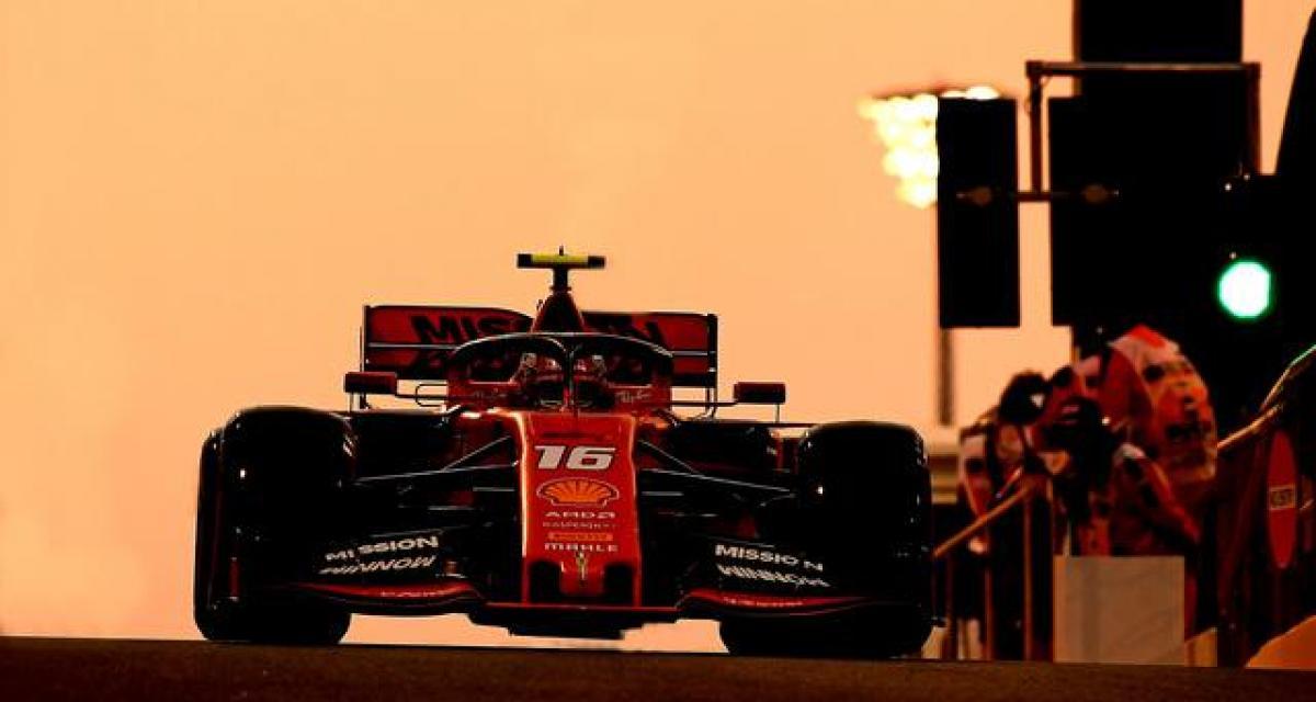 """Mattia Binotto : """"Leclerc et Vettel pourront se battre librement en 2020"""""""