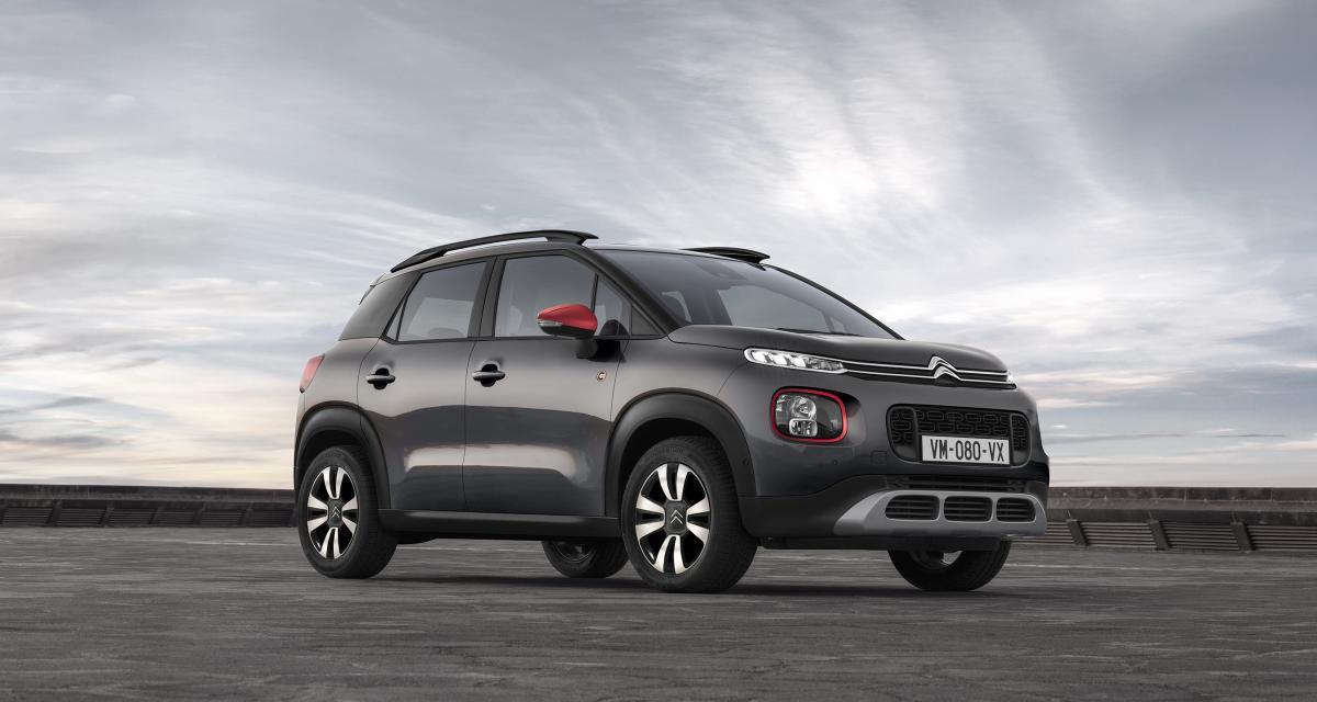 Citroën C3 Aircross C-Series : une édition spéciale tout en finesse