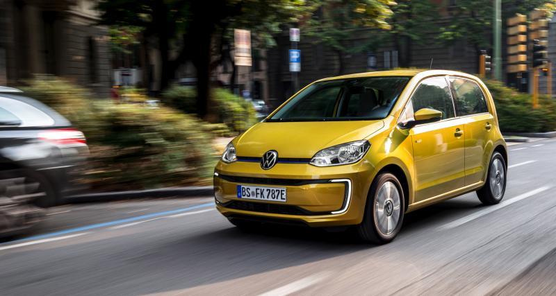 Volkswagen e-up! : notre essai vidéo de la micro-citadine