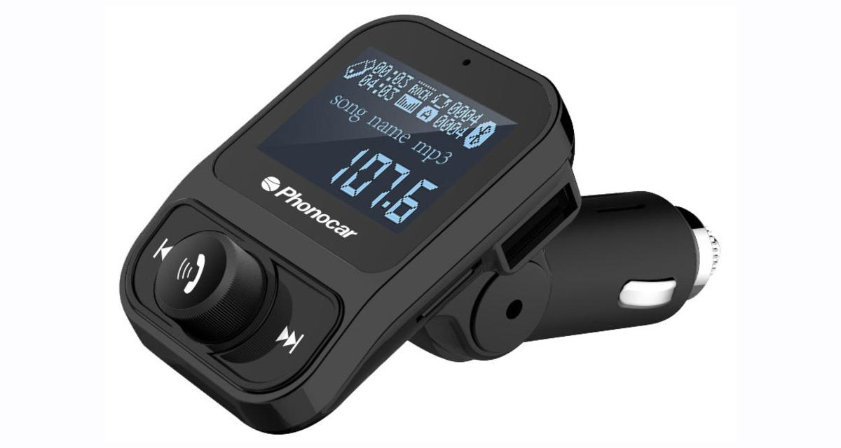Rajoutez le Bluetooth et l'USB à votre Youngtimer avec le Phonocar VM549