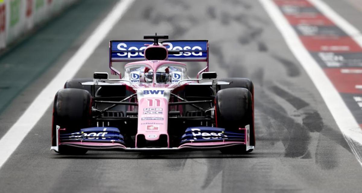 Formule 1 : Vettel et Perez s'accrochent aux essais à Abu Dhabi !