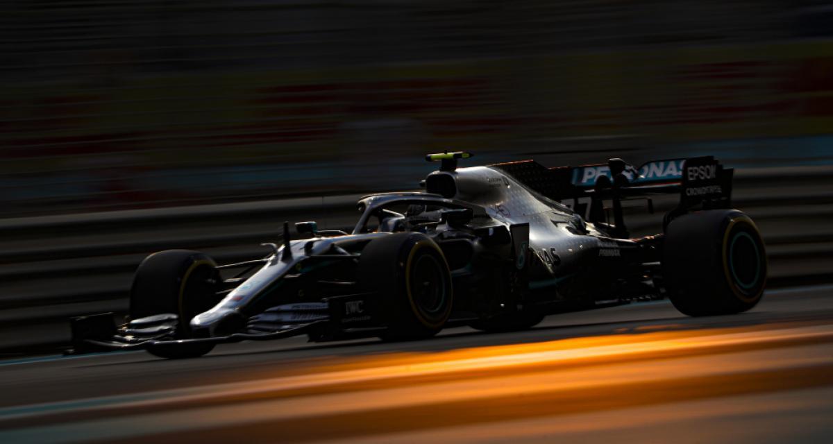 Formule 1 : les premiers temps des essais à Abu Dhabi !