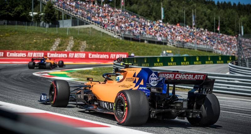 McLaren réémerge au plus haut niveau