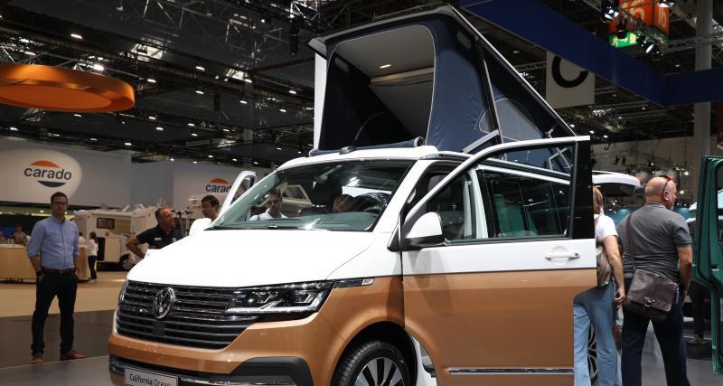 Van Volkswagen California : les prix du camping-car du 21e siècle
