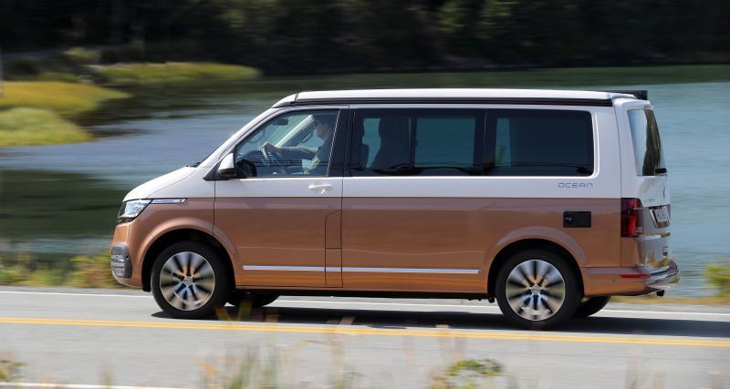 Les tarifs du Volkswagen California Coast