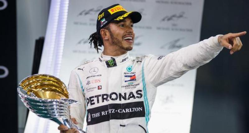Formule 1 : Mercedes va payer une somme astronomique pour participer au championnat 2020