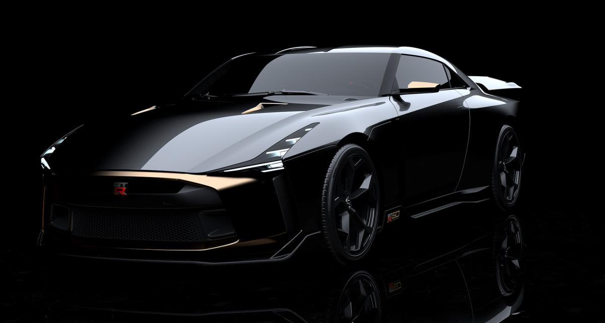 Nissan GT-R50 by Italdesign : une série limitée en production