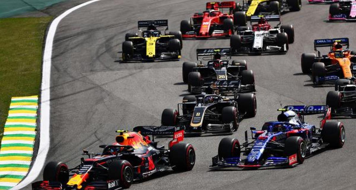 Formule 1 : Rio tente de piquer la vedette à San Paulo pour le GP du Brésil