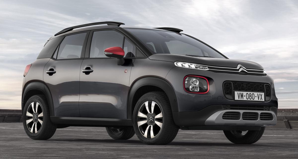 Citroën C3 Aircross C-Series : la série spéciale en 3 points
