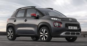 Citroën C3 Aircross C-Series : la série spéciale en 3 points