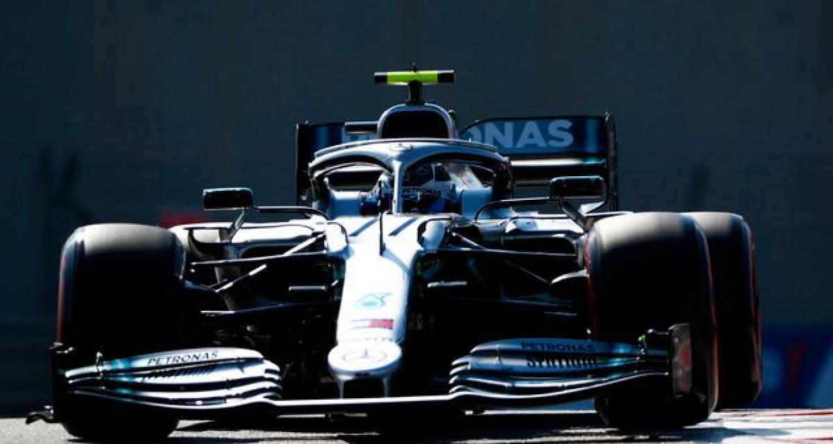 Formule 1 : Bottas gagne une course sur le circuit Paul Ricard !