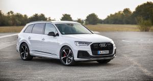 Audi Q7 TFSI e quattro : le SUV familial passe à l'hybride rechargeable