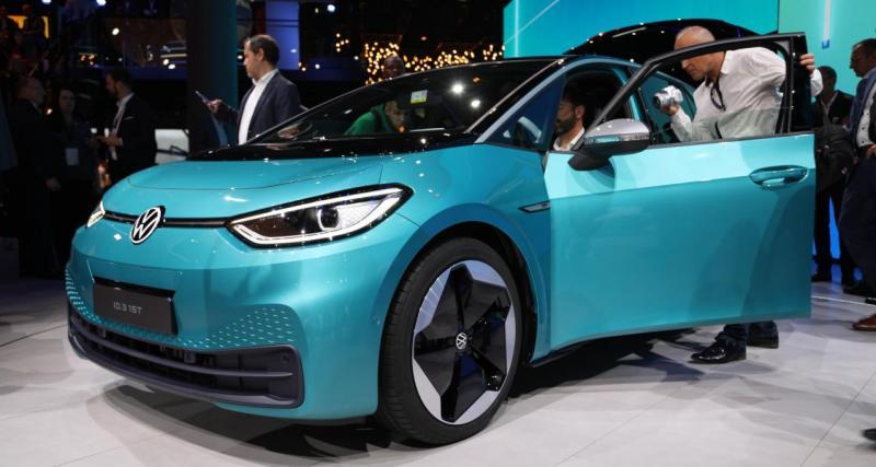 Volkswagen ID.3 : ça démarre fort !