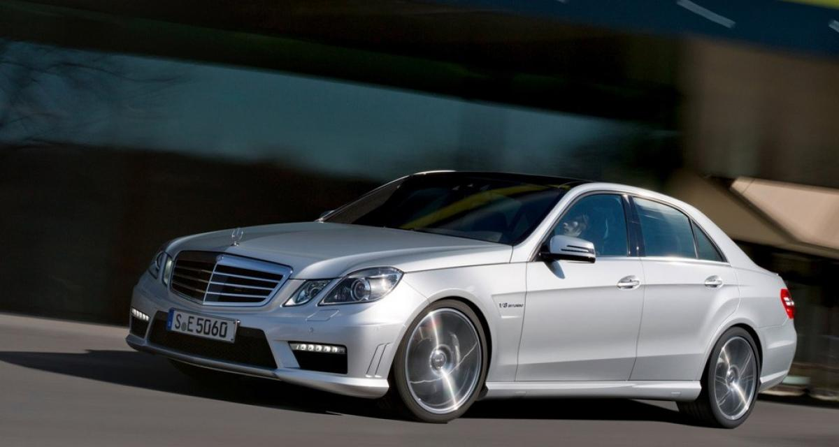 Cannonball : record battu en Mercedes-AMG pour la course illégale aux US