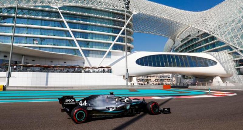"Marco Tronchetti Provera : ""Hamilton ferait du bien à Ferrari"""