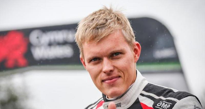 """Ott Tänak (Hyundai) : """"Je n'ai aucun doute quant au fait que je suis dans la bonne équipe pour 2020"""""""