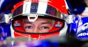 """F1 - Toro Rosso : Kvyat ravi d'avoir signé """"une de ses meilleurs années en F1"""""""