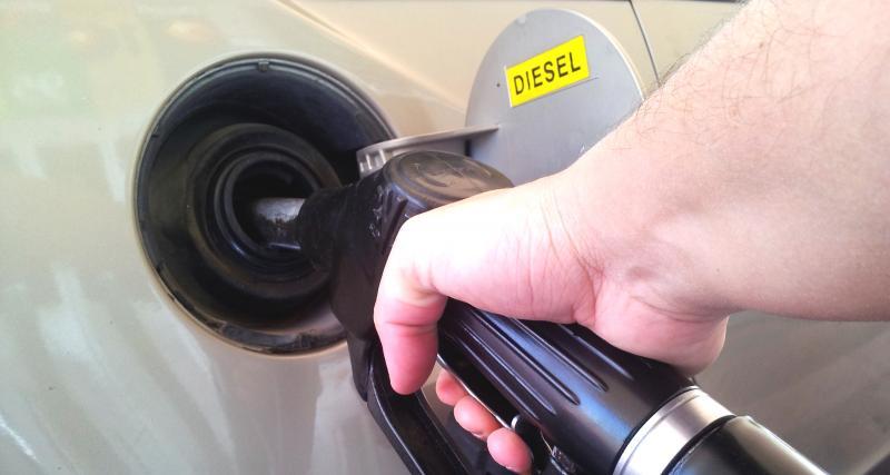 La carte de France des pénuries d'essence