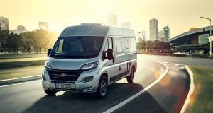 Camping-car Bürstner : le premier van aménagé Campeo pour 2020