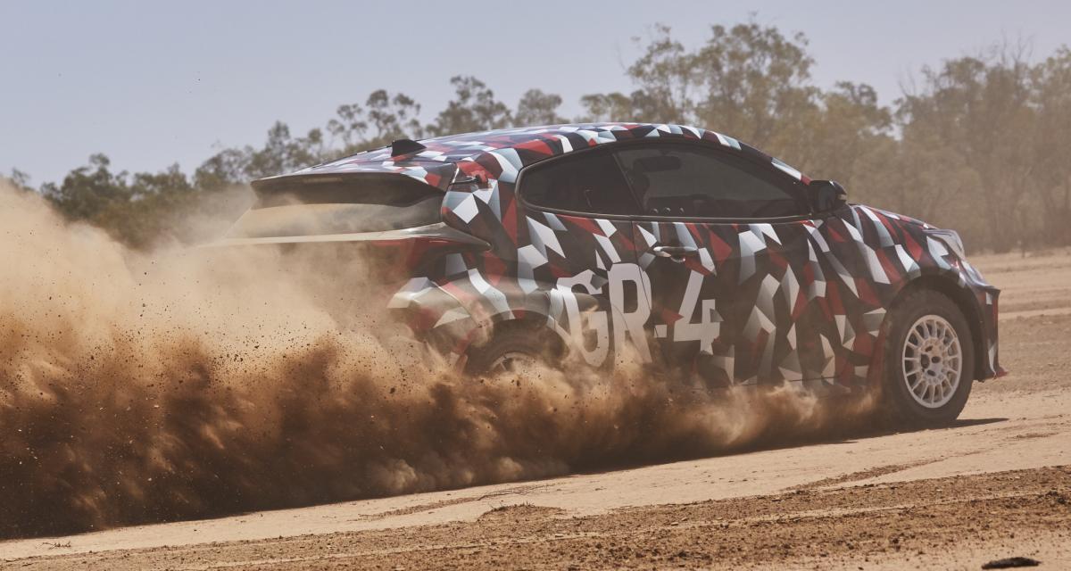 Toyota GR Yaris : la nouvelle sportive en route vers Tokyo