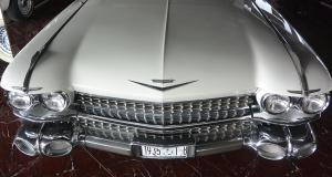 """""""SOS fantômes l'héritage"""" : retour de la Cadillac Ecto-1 dans le nouveau Ghostbusters"""