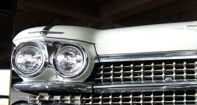 La Cadillac Ecto-1 du film