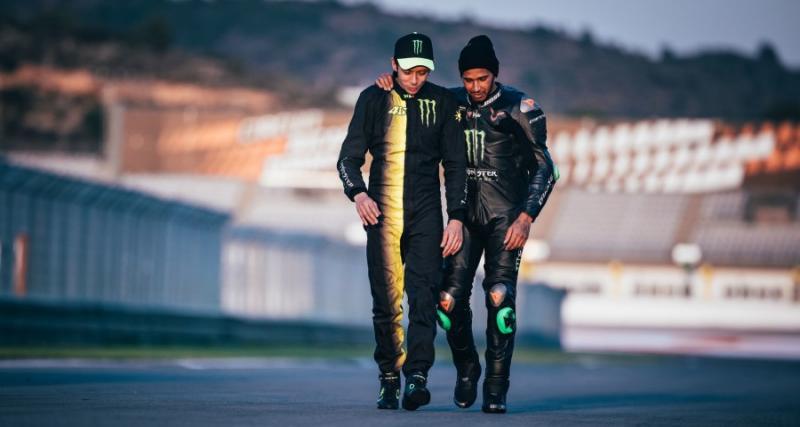 """Rossi : """"Je n'avais aucune envie que cette journée s'arrête"""""""