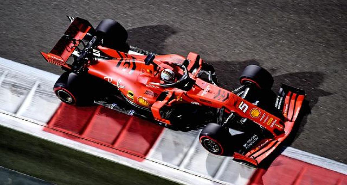F1 - saison 2020 : Ferrari, 1ère équipe à dévoiler sa nouvelle monoplace