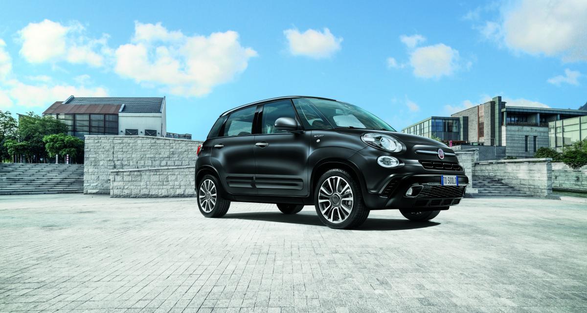 Fiat 500L Sport : plus qu'une seule déclinaison pour la familiale italienne