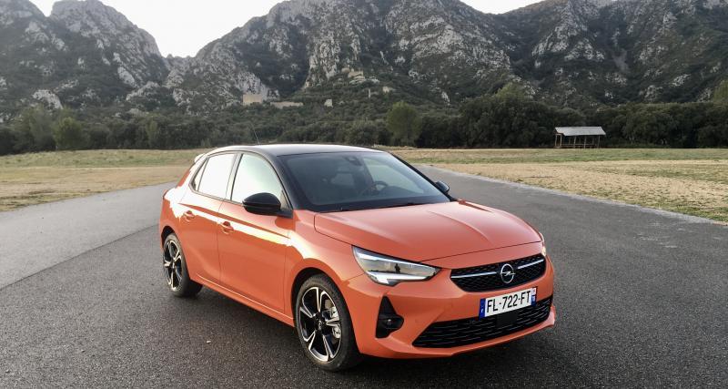 Nouvelle Opel Corsa: découvrez nos photos de notre essai dans les Alpilles