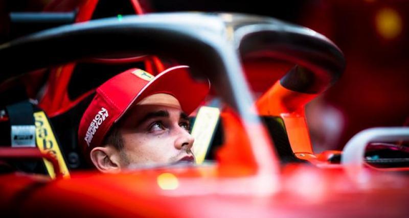 Vettel critiqué, Leclerc loué