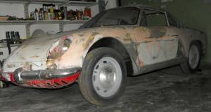 Sortie de grange : une Alpine A110 retrouvée au Mexique