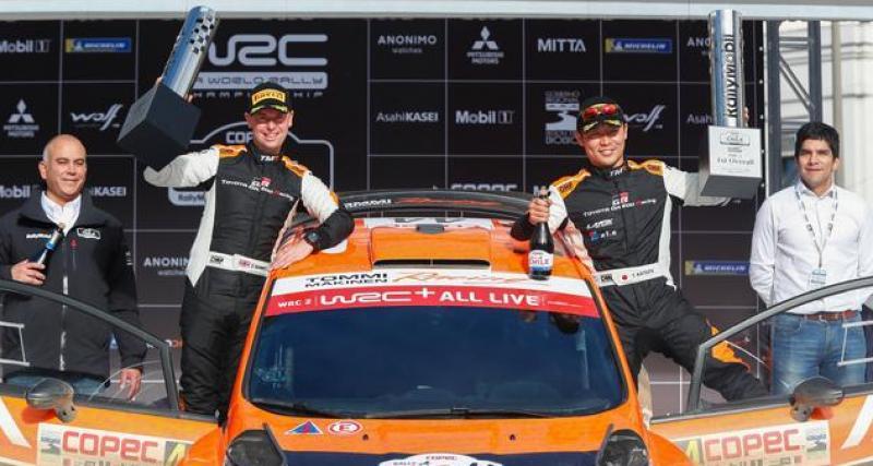 WRC : Katsuta participera à 8 rallyes en 2020 avec Toyota