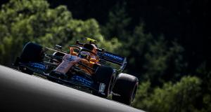 Lando Norris élu rookie de l'année par les fans de la F1