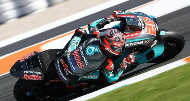 Moto GP : l'équipe de Quartararo ambitieuse pour 2020