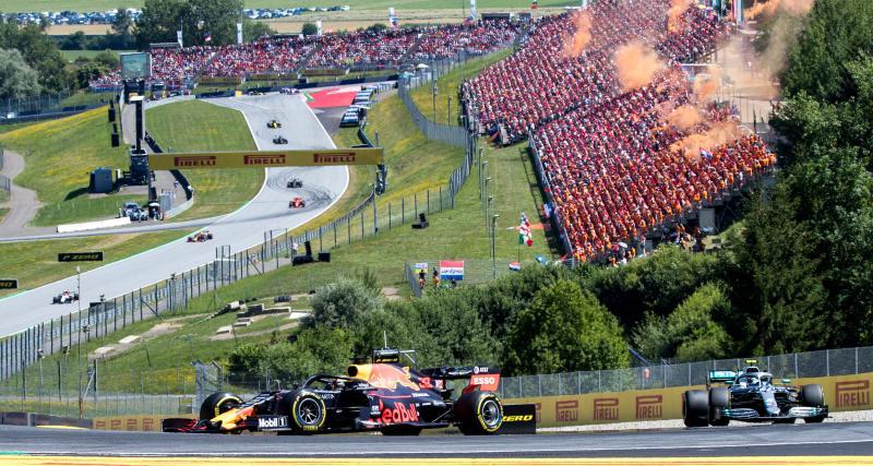 Verstappen, persuadé que Honda peut rivaliser avec Mercedes